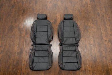 2006-2008 Volkswagen Jetta Leather Kit - Black - Featured Image