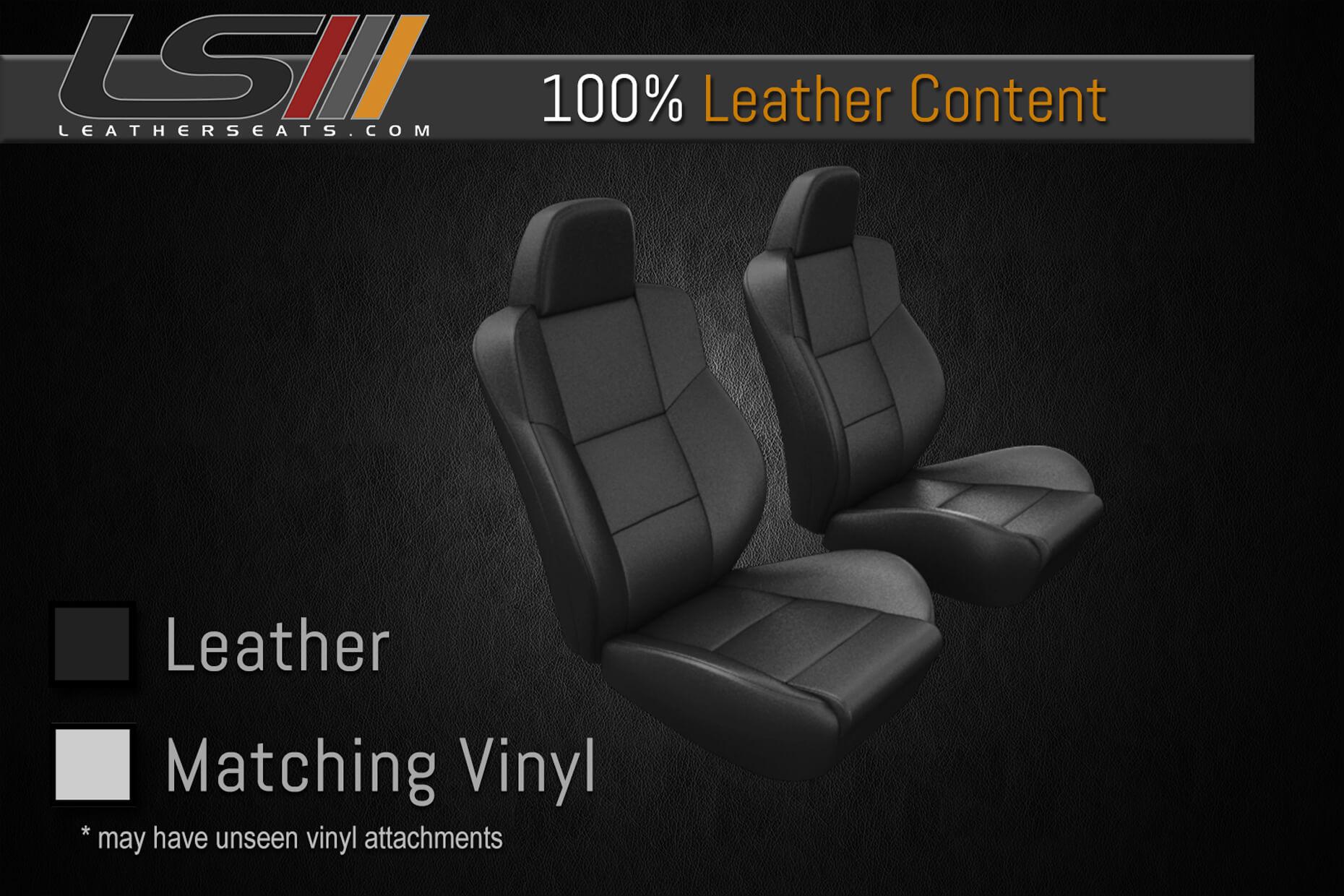Single Row 100% Leather
