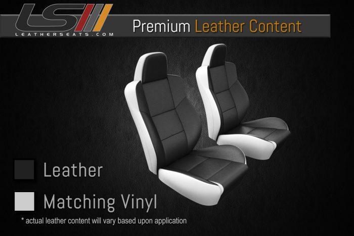 Single Row Premium Leather Content