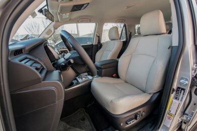 Toyota 4Runner Upholstery Kit- Frost - Installed - Featured Image