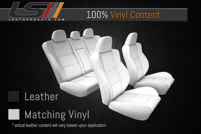 Leather Content - Two Row Interior - Vinyl