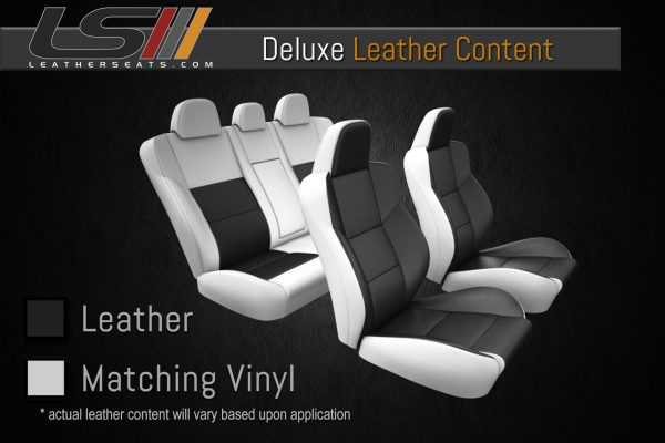 Leather Content - Two Row Interior - Deluxe