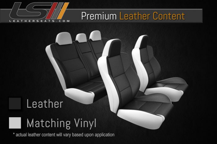 Leather Content - Two Row Interior - Premium