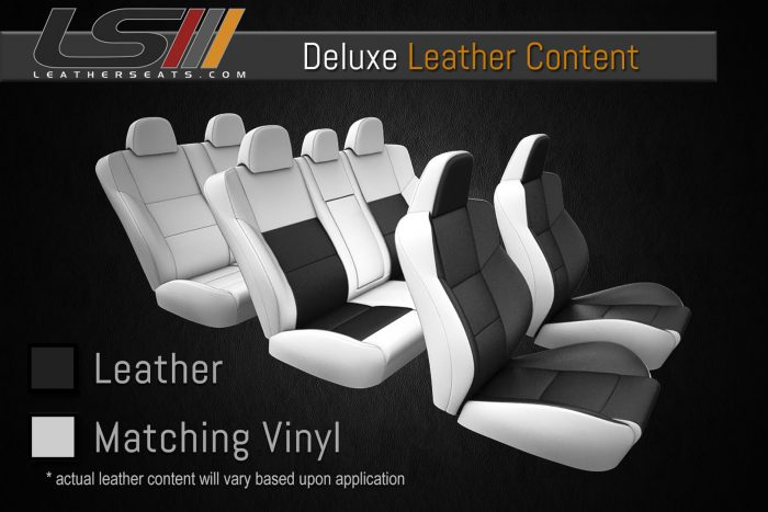 Leather Content 3 Row Deluxe