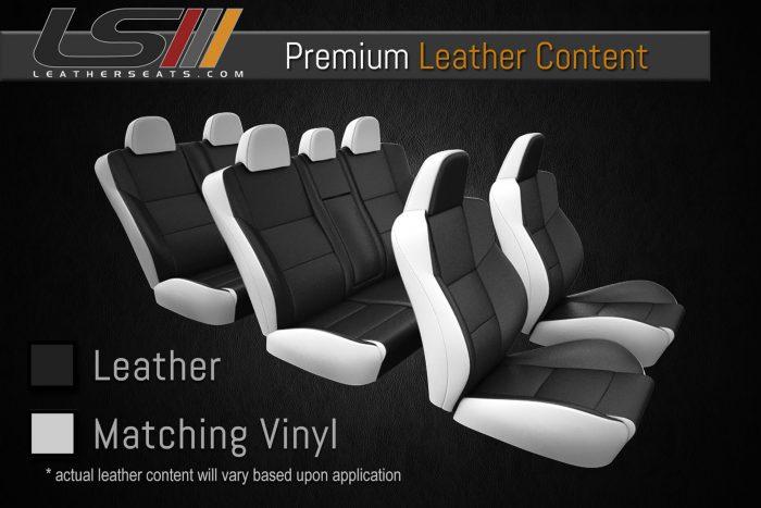 Leather Content 3 Row Premium