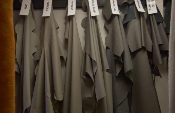 Neutral Color Leather Hides