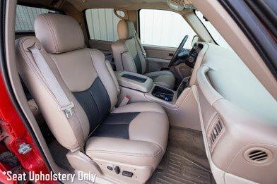 Chevrolet Avalanche Installed Kit - Desert & Black - Featured Image