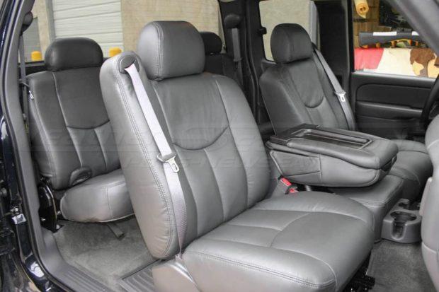 Chevrolet Silverado Leather Seats