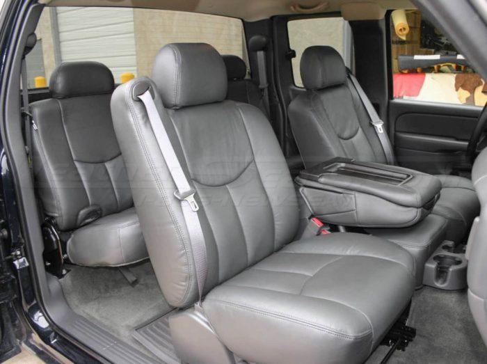 03-07 Chevrolet Silverado - Single-Tone Graphite