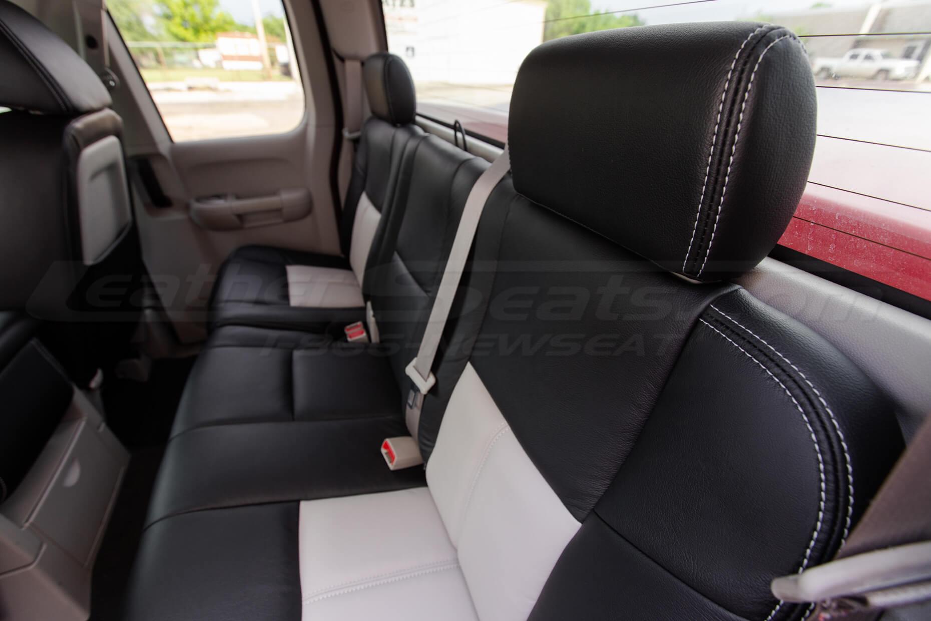 2003-2007 GMC Sierra upholstery kit headrest