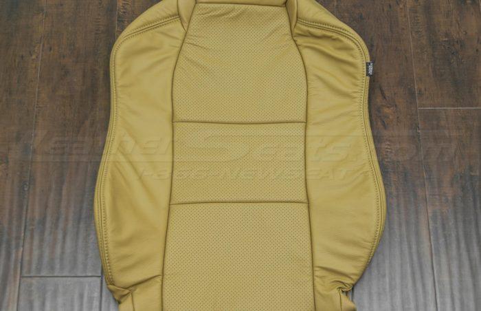 Front backrest - 04-06 Acura TL Doeskin kit