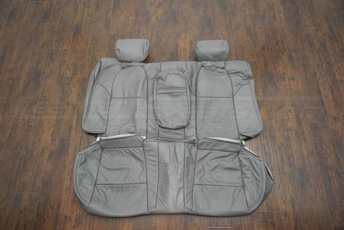 Rear seat upholstery - 04-06 Acura TL Light Grey