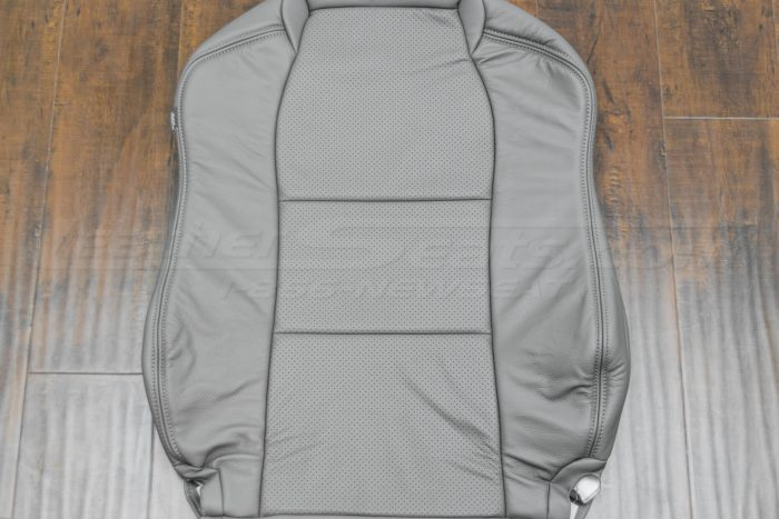 Front backrest - 04-06 Acura TL Light Grey