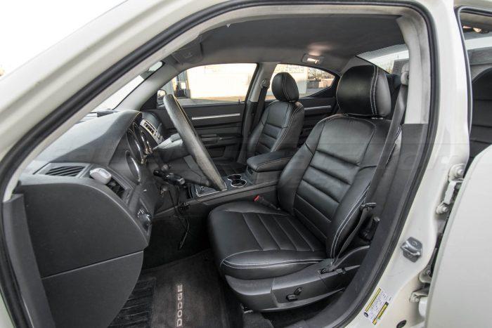 2006-2010 Dodge Charger Installed - Black - Front Driver