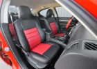 06-11 Dodge Charger - Two-Tone Dark Graphite w/ Red - Front Passenger