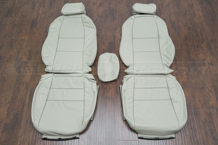 Front seat upholstery - 07-08 Acura TL Beach kit