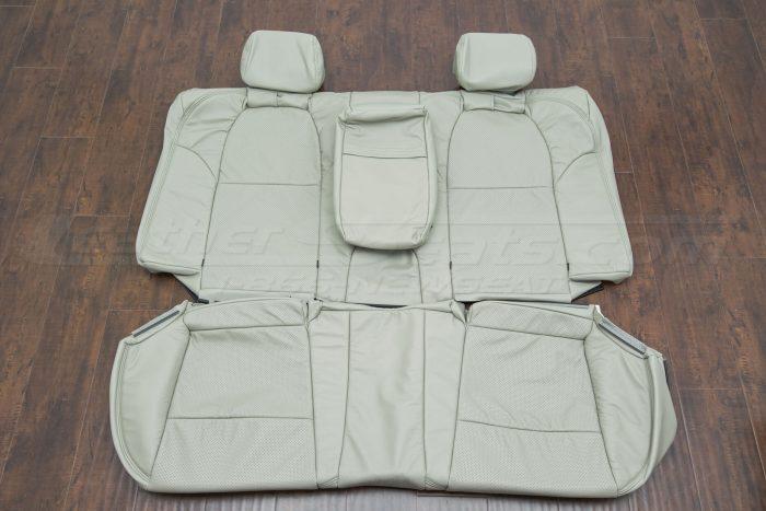 Rear seat upholstery w/ armrest - 07-08 Acura TL Beach kit
