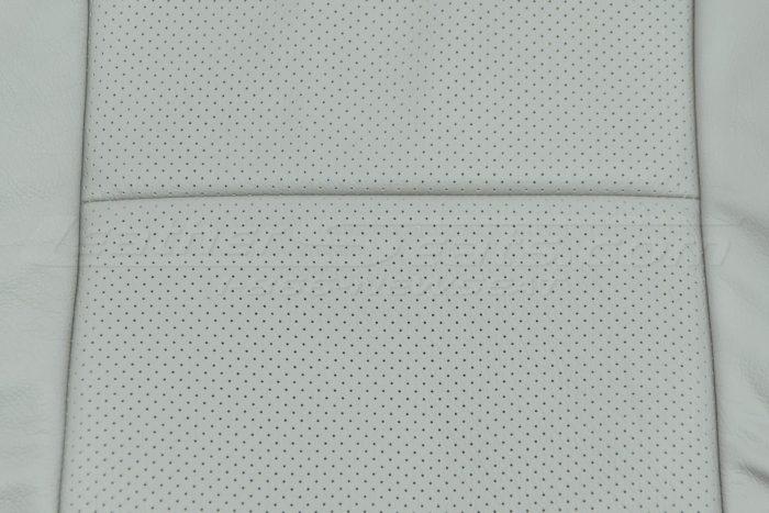 Insert & Perforation close-up - 07-08 Acura TL Beach kit