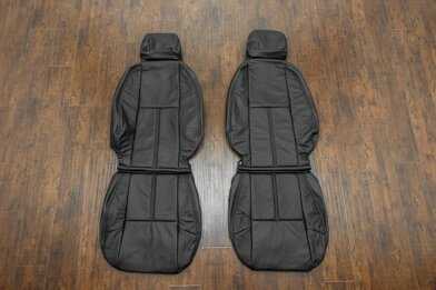 Chevrolet Tahoe Upholstery Kit - Black - Featured Image