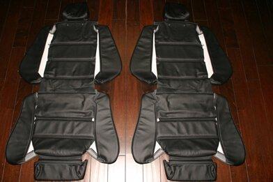 BMW 3 Series Upholstery Kit - Black