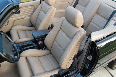 BMW 3 Series Installed Kit - Nutmeg