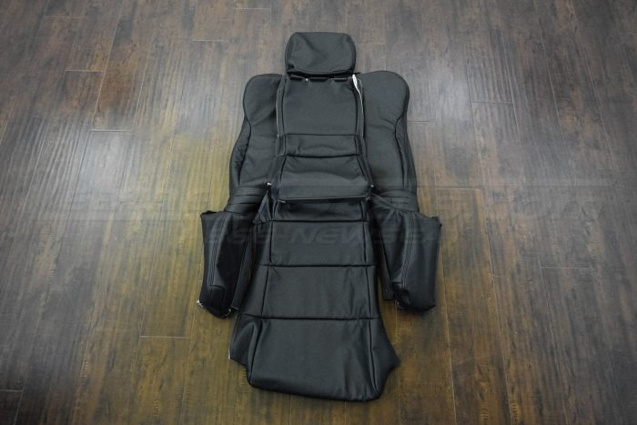 91-05 Acura NSX Upholstery kit- Black - Front seat