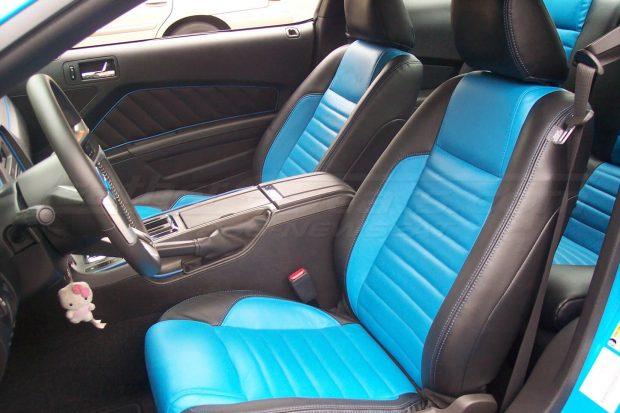 Ford Mustang Package - Black & Grabber Blue