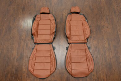 Ford Mustang upholstery kit -Mitt Brown - Featured Image
