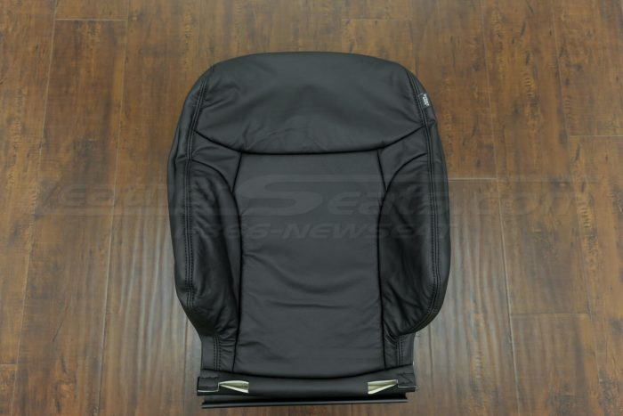 2014-2015 Honda Civic Upholstery Kit - Black - Front backrest