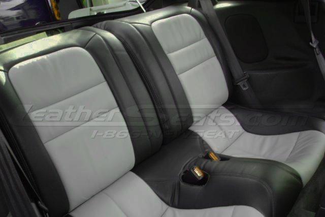 91-99 Dodge Stealth Coupe- Two-Tone Dark Graphite w/ Dove Grey