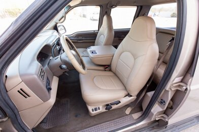 Ford Superduty Leather Seats - Featured Image