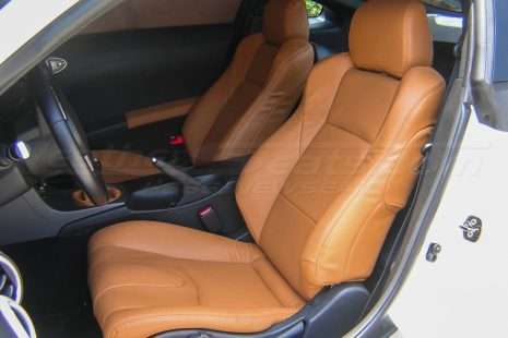 2003-2008 Nissan 350z install Burnt Orange