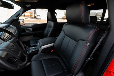 Ford F-150 installed kit - Black- Featured image