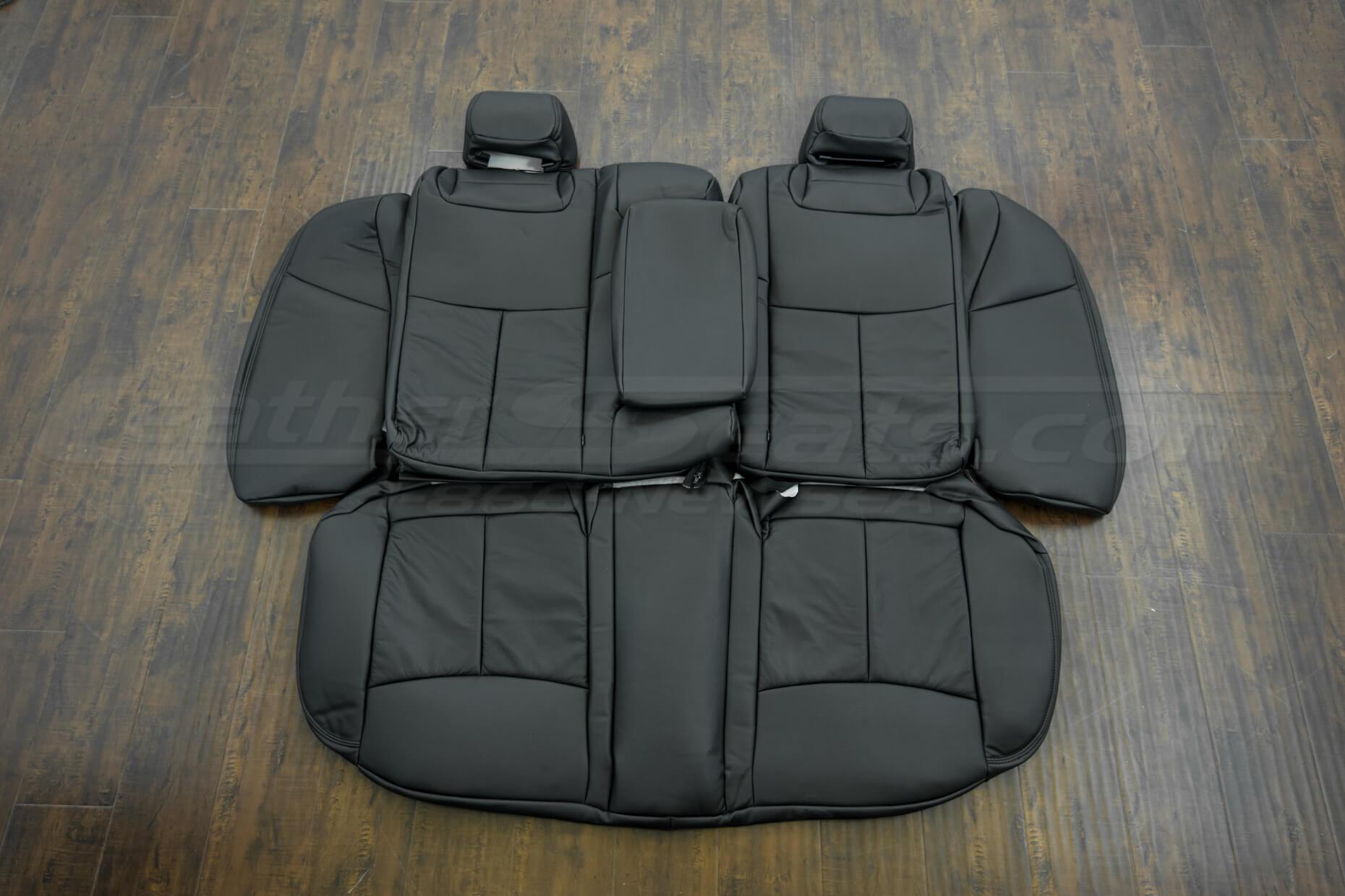 2009-2014 Nissan Maxima Upholstery kit- black- rear seats