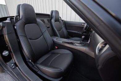 Mazda Mazda Miata Installed Leather - Black - Featured Image