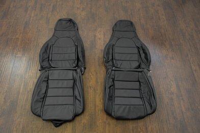 Mazda Miata upholstery kit - black - Featured Image