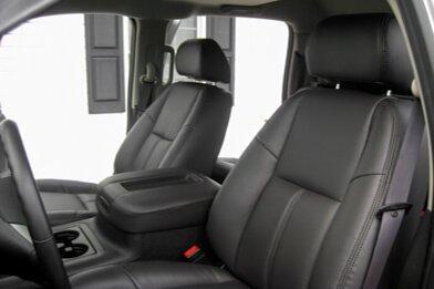 Chevrolet Silverado Installed Kit - Black
