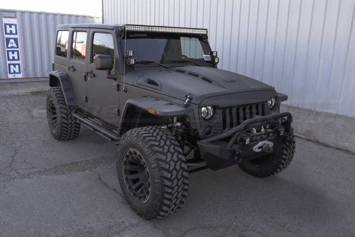 2013-2018 Jeep Wrangler Exterior alternative view