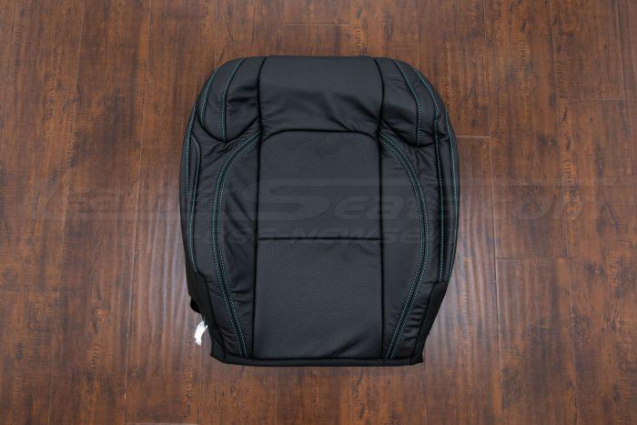 Jeep Wrangler JL Upholstery Kit - Black - Front backrest
