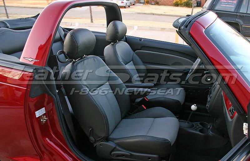 Chrysler PT Cruiser Dark Graphite w/ Light Grey