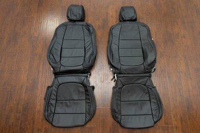 Mazda 6 Upholstery Kit- Black - Featured Image