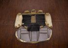 Back view of rear seats - Honda Accord Bamboo kit