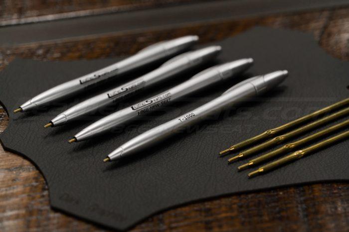 T-1000 Silver Ink Pen & Cartridge - 9