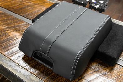 Ford F-150 console lid cover - featured Image