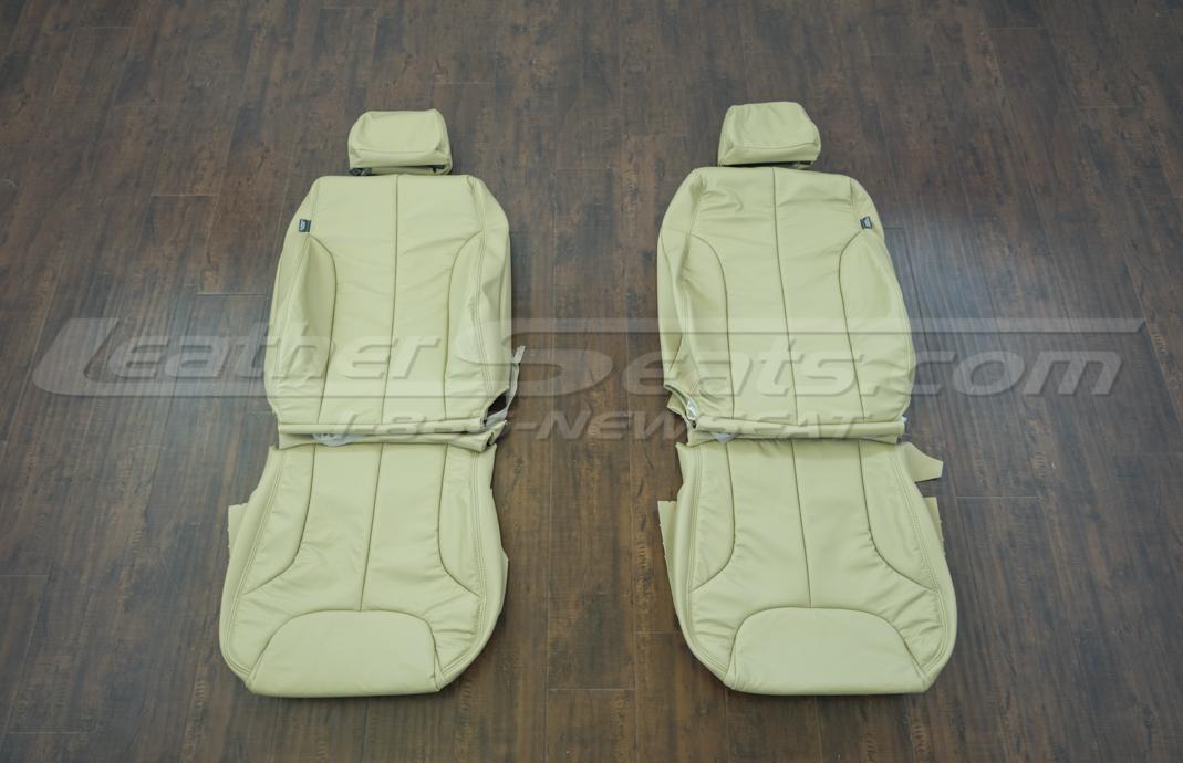 Volkswagen Passat cream upholstery kit - front seats
