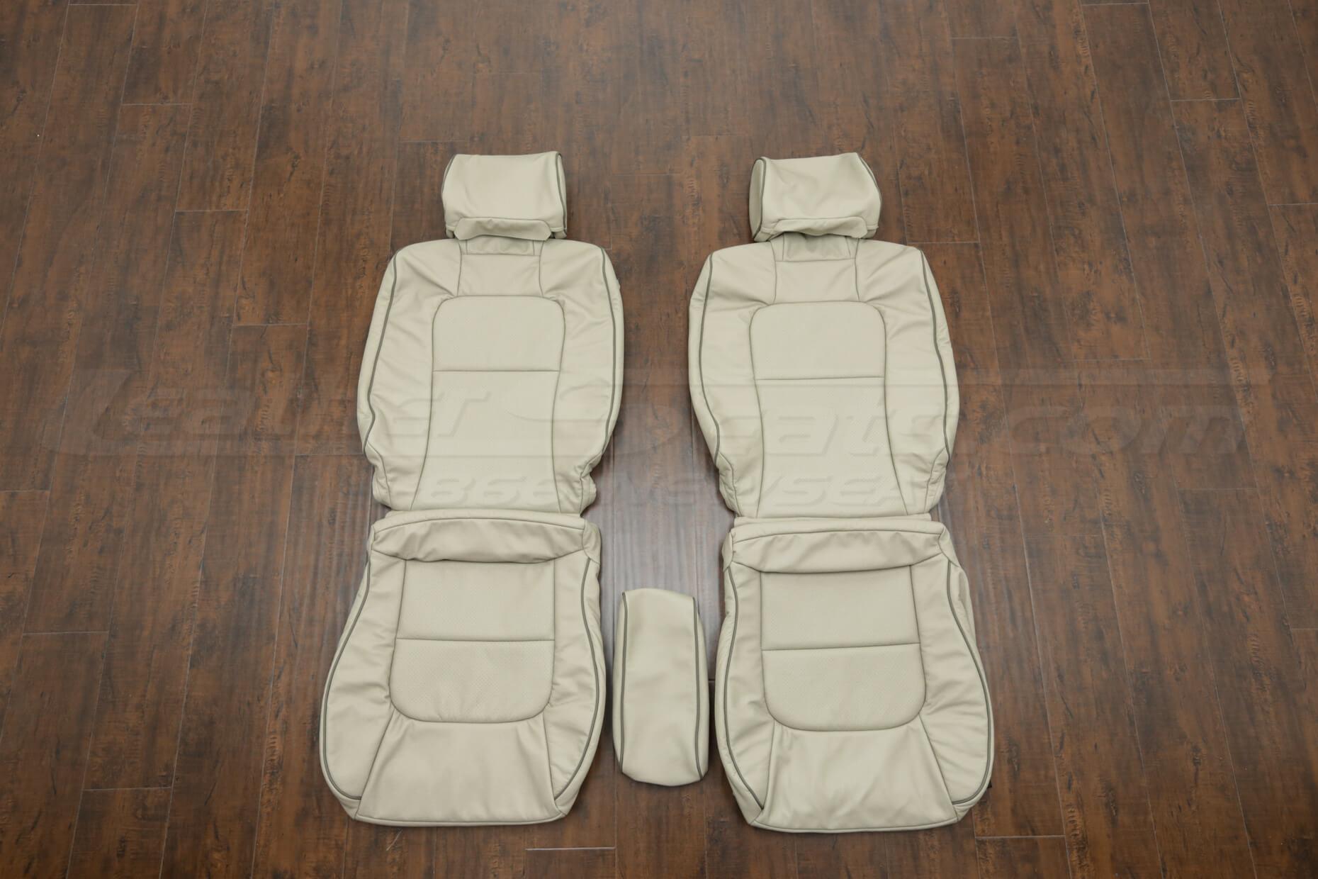 Lexus SC Upholstery Kit - Front seats