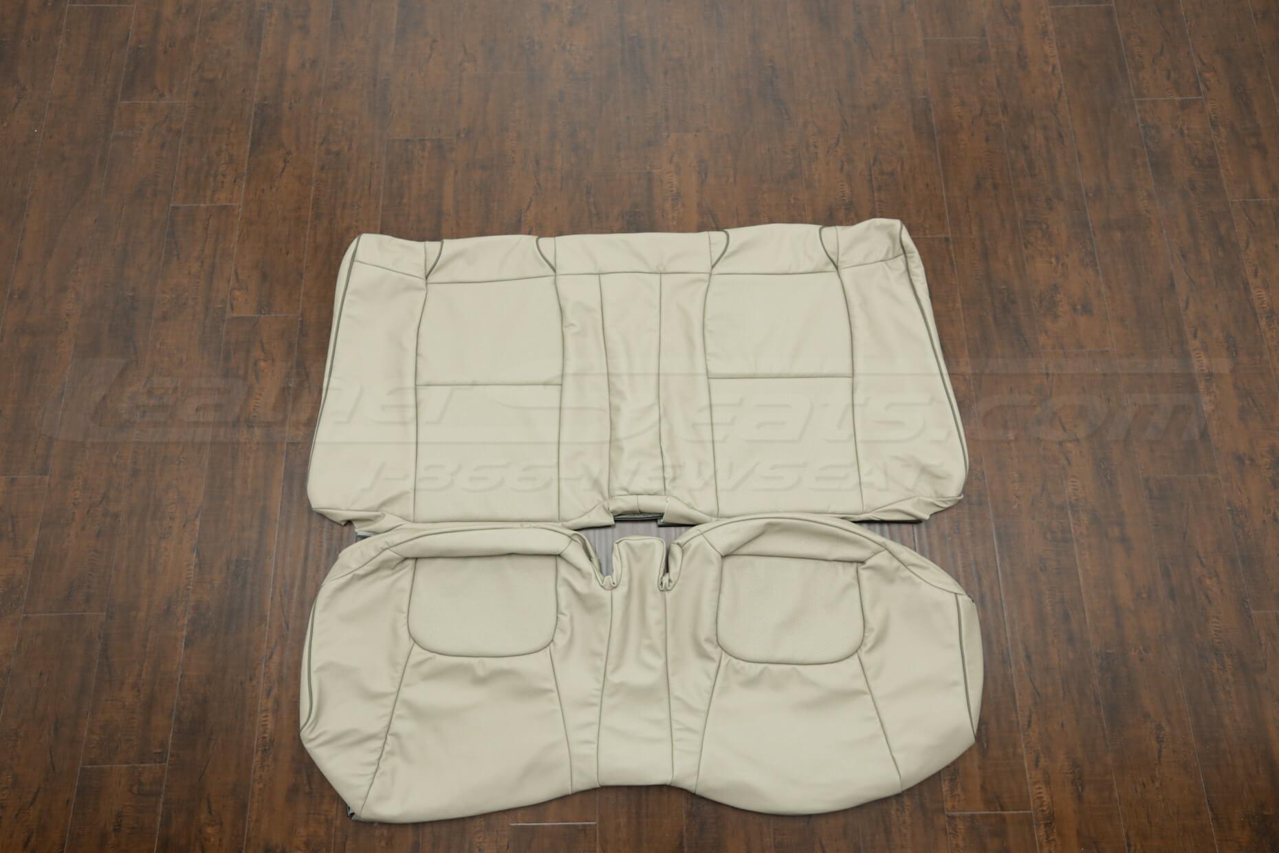 Lexus SC Upholstery Kit - Ivory - Rear seats