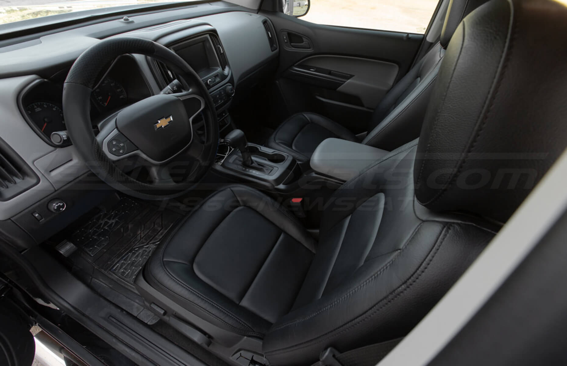 Chevrolet Colorado Leather Seats - Front driver seat