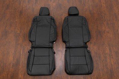 Toyota Highlander leather kit - black