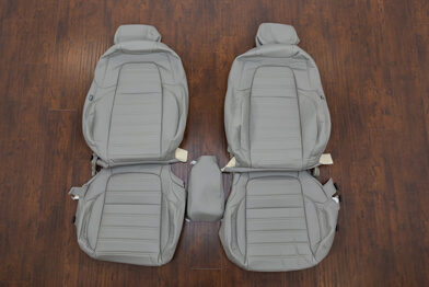Honda CR-V leather kit - ash - featured image
